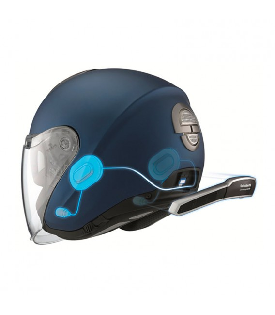 Schuberth M1 Londes Negro Mate