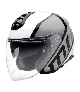 Schuberth M1 Flux Plata