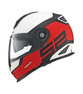 Schuberth S2 Sport Elite Rojo Mate