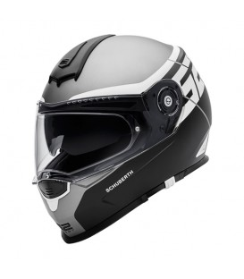 Casco Integral Schuberth S2 Sport Rush Gris Mate
