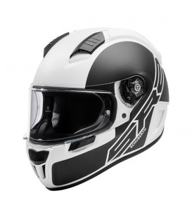 Casco Integral Schuberth SR2 Traction blanco Mate