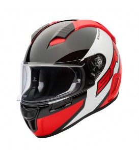 Casco Integral Schuberth SR2 Wildcard Rojo Brillo