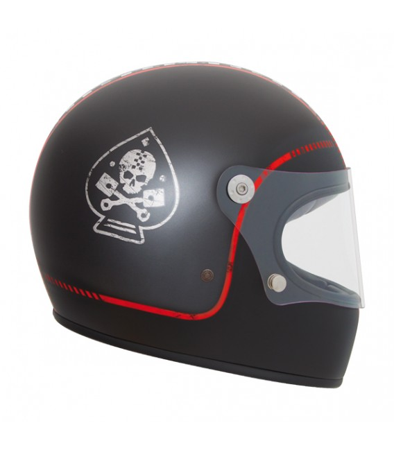 Casco Integral Retro Premier Trophy FL8