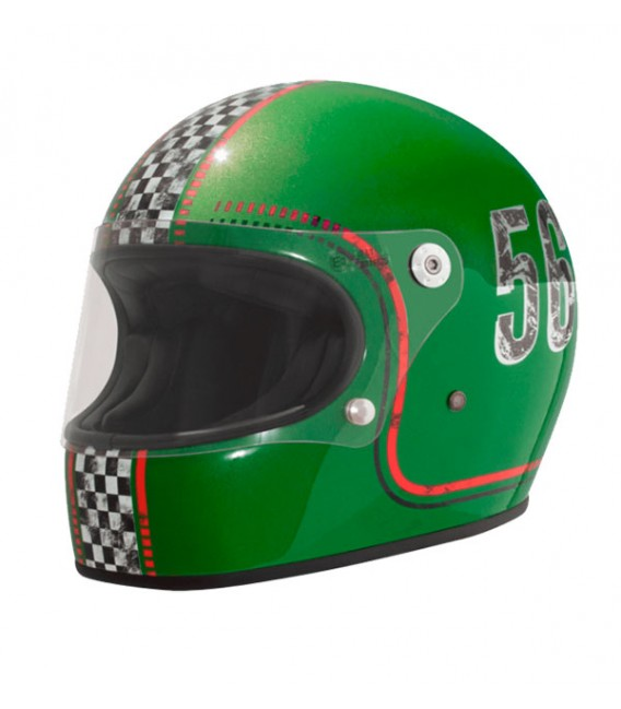 Casco Integral Retro Premier Trophy FL6