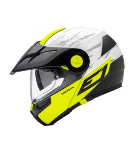 Casco Schuberth E1 Crossfire Amrillo Mate