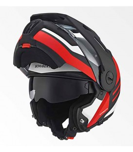 Casco Schuberth E1 Crossfire Rojo Mate