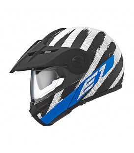 Casco Schuberth E1 Hunter Azul Mate