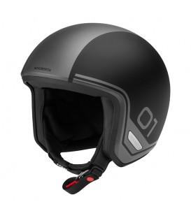 Jet Helmet Schuberth 01 Era Black