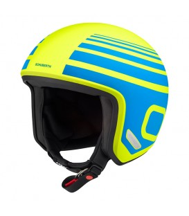 Casco Jet Schuberth O1 Chullo Azul