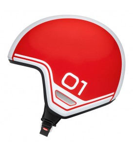 Casco Jet Schuberth O1 Era Red