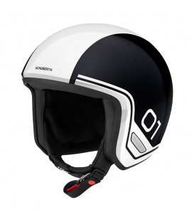 Casco Jet Schuberth O1 Era White