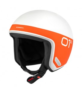 Casco Jet Schuberth O1 Ion Orange