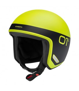 Casco Jet Schuberth O1 Ion Yellow