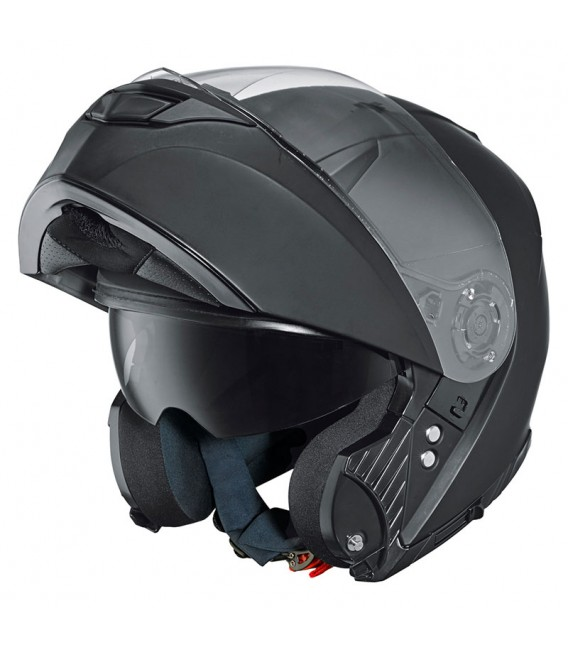 Casco modular Held Travel Champ II Negro Mate