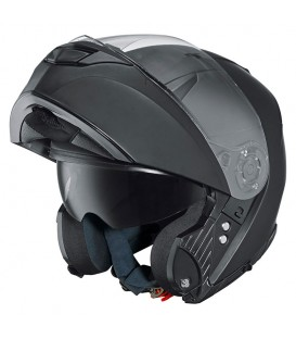Flip-up Helmet Held Travel Champ II Matt Black