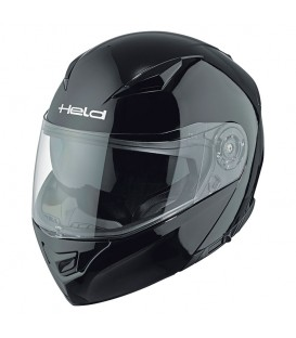 Flip-up Helmet Held Travel Champ II Black