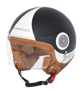 Jet Helmet Held Mc Corry Matt Black