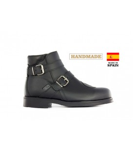 Motorcycle Boots PLT 490MN Black