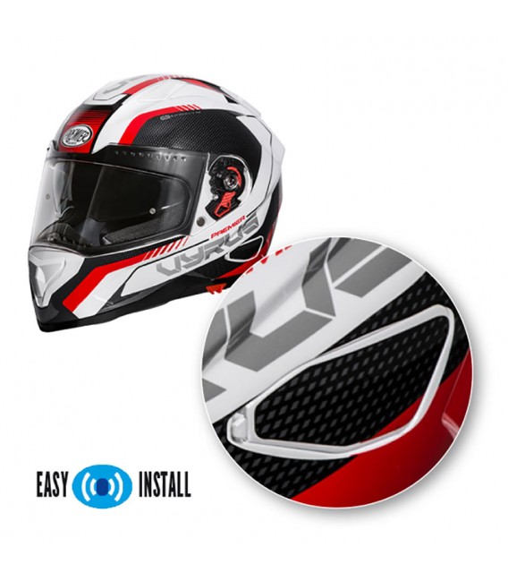 Casco Integral Premier Vyrus MP IT BM