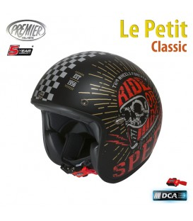 Jet helmet Kids Premier Le petit Speed Demon 9 BM