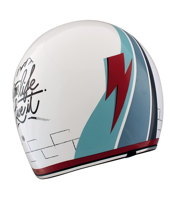 Shiro SH-235 Machina II Jet Helmet