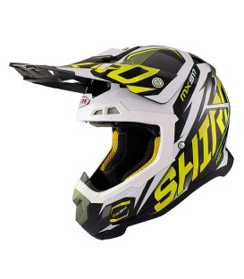 Shiro MX-917 Thunder Amarillo Fluor