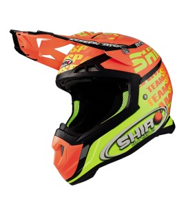Casco Motocross Shiro MX-917 MXoN