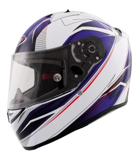 Shiro SH-336 Crown full face Helmet