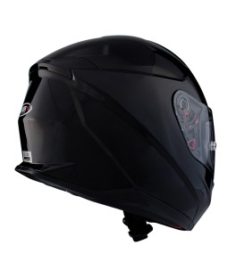 Shiro SH-351 Matt Black full face Helmet