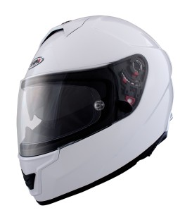 Shiro SH-351 White full face Helmet