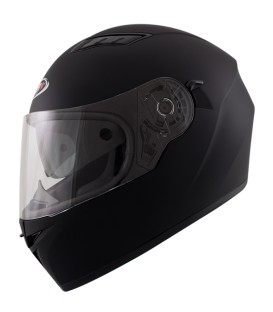 Shiro SH-600 Matt Black Full face Helmet
