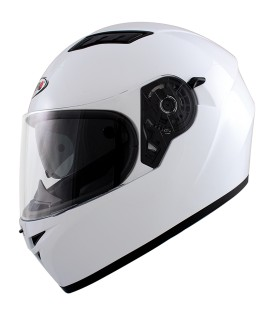 Shiro SH-600 White Full face Helmet