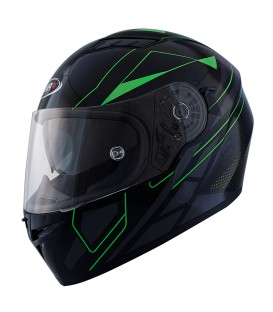 Casco Integral Shiro SH-600 Verde Mate