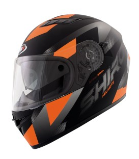 Casco Integral Shiro SH-600 Brno Naranja Mate
