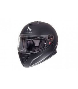 MT Helmets Thunder 3 SV Solid Matt Black