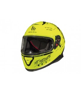 MT Helmets Thunder 3 SV Board AO Gloss Fluor Yellow