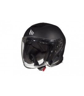 MT Thunder3 SV Jet Solid A1 Negro Mate