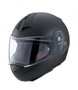 Casco Modular Schuberth C3 Pro Woman Negro Mate