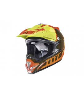 MT MX2 Kids Spec Fluor Orange