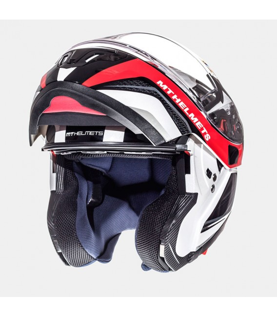 MT Atom SV Tarmac Pearl White Black Red