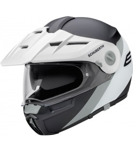 Schuberth E1 Gravity Gris Mate