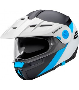 Schuberth E1 Gravity Azul Mate