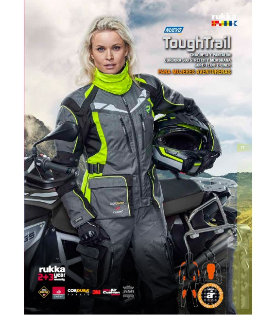 Rukka Mujer ToughTrail