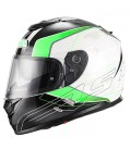 NZI Symbio Duo Graphics Aresone White Green