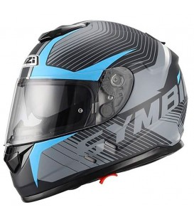 NZI Symbio Duo Graphics Tera Black Blue