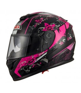 NZI Symbio 2 Duo Graphics Mega Her Black Pink