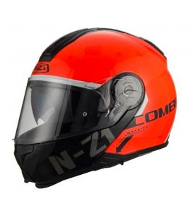 NZI Combi 2 Duo Graphics Flydeck Orange