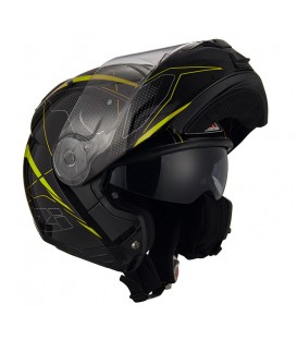 NZI Combi 2 Duo Graphics Sword Black Yellow