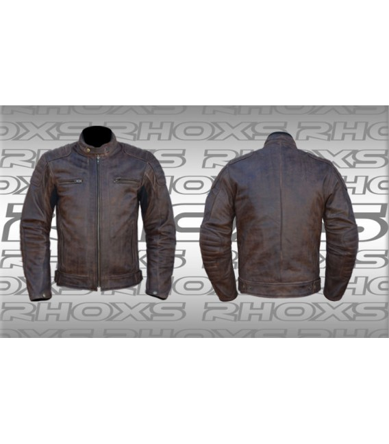 Rhoxs Men Cafe Racer