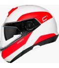 Schuberth C4 Pro Fragment Red